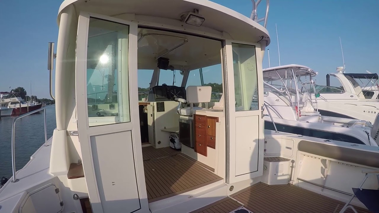 1996 Albin 31 TE 31 Boats for Sale - North Point Yacht Sales