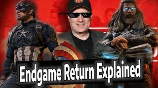 AVENGERS ENDGAME RETURNS TO THEATERS EXPLAINED (Crazy News) thumbnail