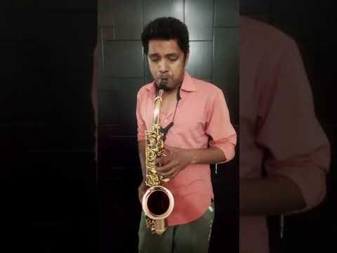 Saxophone player in Bangladesh.Caribbean Queen