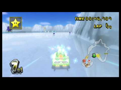 avagamer05 Plays Mario Kart  Wii Starman Run