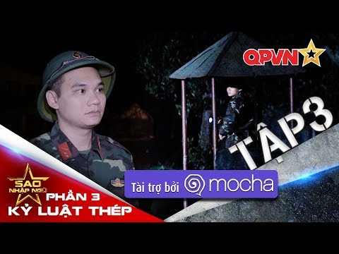Sao nhập ngũ (SS3): KLT|Tập 3: Nửa đêm bắt trộm thumbnail
