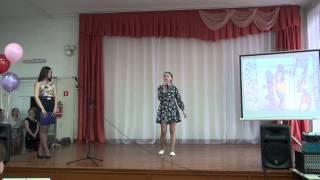 Визитка на МИСС 2015 года  Шварц Мария(в школе КОГОБУ СОШ с УИОП г.Белой Холунице., 2015-04-18T15:27:36.000Z)