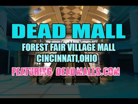 DEAD MALL : Forest Fair Mall : The 70 Million Dollar Mistake