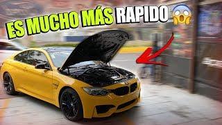 PRIMERA MODIFICACION AL MOTOR DEL BMW M4    ALFREDO VALENZUELA