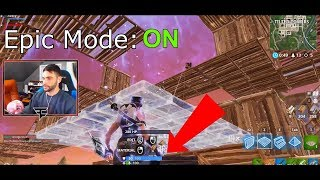 FaZe Avxry Can't Lose in EPIC MODE! - Fortnite Pro Builds