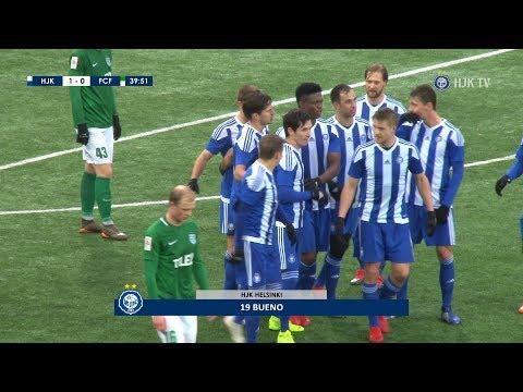 HJK TV: HJK vs FC Flora 3-0
