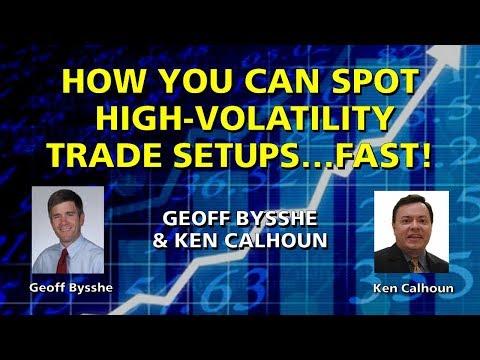 Ken Calhoun & Geoff Bysshe : High-Volatility Trading Setups