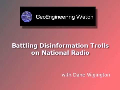 Battling Disinformation Trolls on National Radio