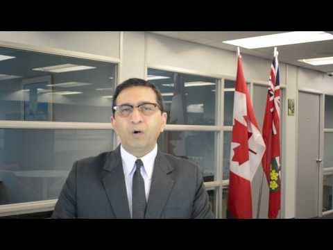 What happens if someone is not a Canadian authorized immigration representative asking money for Can