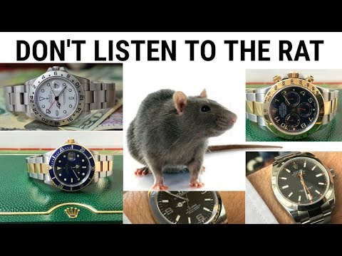 DO NOT BUY MICRO BRAND CHEAP WRIST WATCH GARBAGE FROM THE RAT