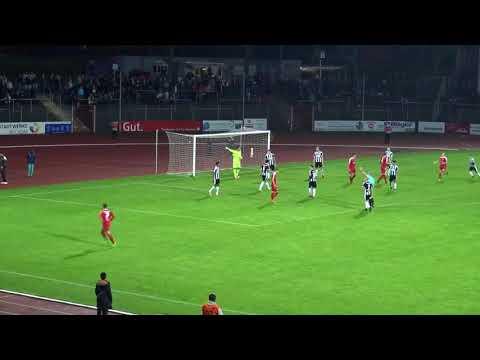 8. Spieltag: SG Wattenscheid 09 - RWE (Saison 2017/2018)