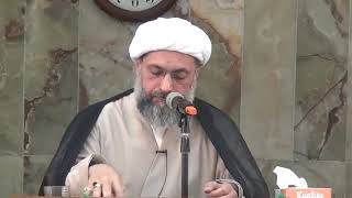 الشيخ عبدالله دشتي - مريم عليها السلام ضربت مثلا لفاطمة الزهراء عليها  أفضل الصلاة والسلام