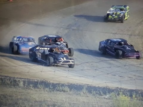 WBR 305 Mod heat 8/22/15 at Desert Thunder Raceway.. Mark Merlen #53