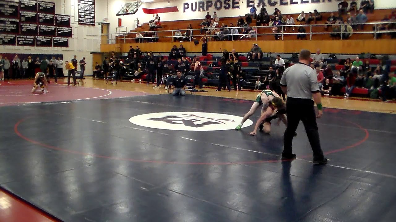 Zachary Gobson vs Horizon (138/140lbs)