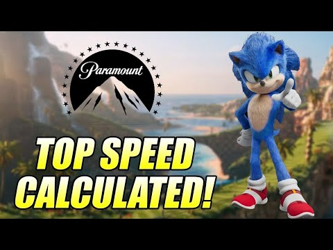 How Fast is Paramount Sonic?