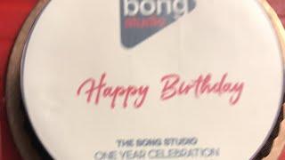 Happy Birthday The Bong Studio