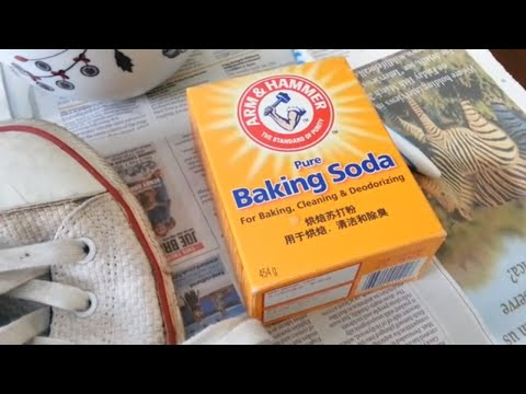 how to clean converse shoes easy baking soda washing machine