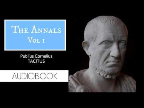 The Annals Vol. 1 by Publius Cornelius Tacitus - Audiobook