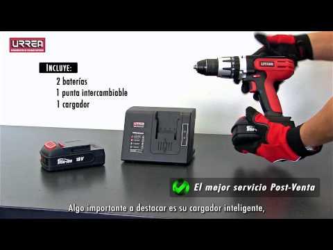 Rotomartillos a bateria Urrea URREA México