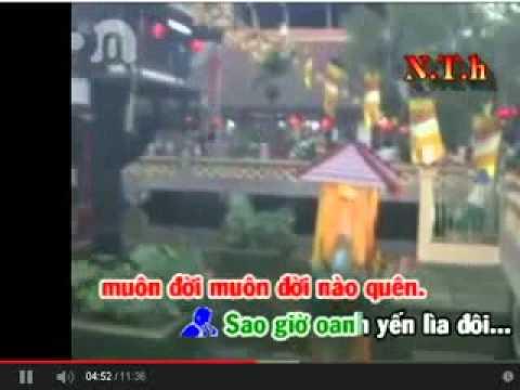 karaoke Trich doan Dua Em Ve Que Me cavoi Binh Tien 343   YouTube