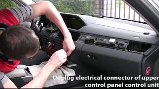 Installation Video in motion interface to Mercedes E Class w212