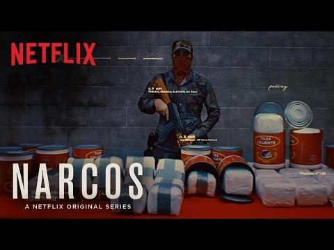 Narcos | Opening Credits [HD] | Netflix