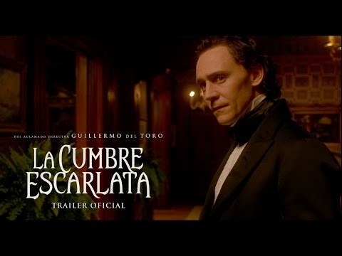 La Cumbre Escarlata (Crimson Peak) | Trailer Internacional | HD