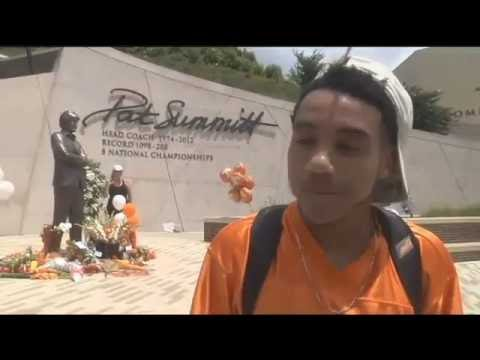 Fans, Players, and Coaches react to Pat Summitt