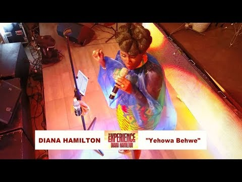 Diana Hamilton Yehowah Behwe - Live in Kumasi