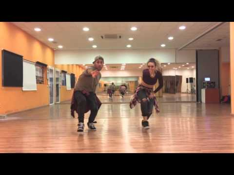 Wave - Omari .Feat J Fam - Salsation Choreography by SMT Luis Calanche