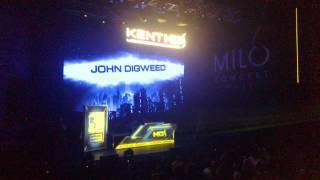 Exclusive JOHN DIGWEED Milo Concert Hall 16 февраля 2013