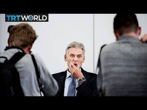 Danske Bank CEO Thomas Borgen steps down   Money Talks