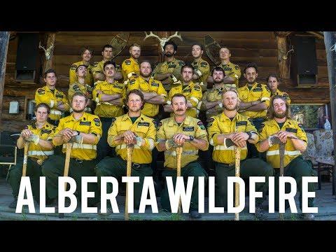 Alberta Wildland Firefighter - Peace River