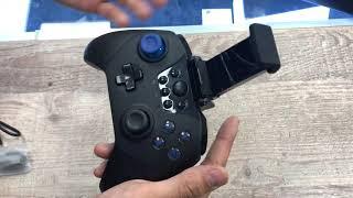 Геймпад Xiaomi Feat Black Knight X8pro. Идеально для Пользователей Андроид для Игр! Джойстик Xiaomi Обзор