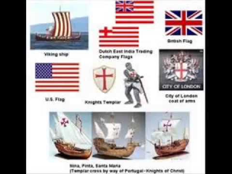 USA a British Colony & Apart of The New Roman Empire?