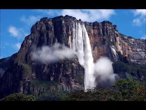 Angel Falls Venezuela Wallpaper Salto Angel Venezuela Tepuy Youtube