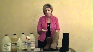 Can Spot Removers Cause Color Loss on UGGS / UGG Boots?  FREE Video #15