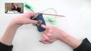 Knitting Help - Intarsia