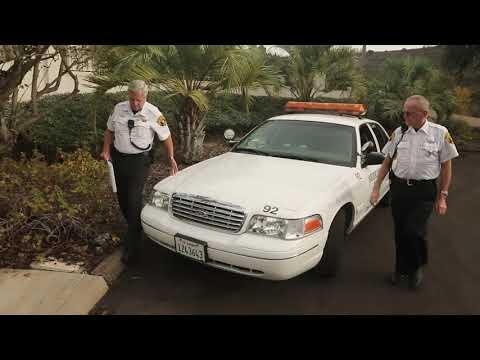 Senior Volunteers - San Diego County Sheriff's Department
