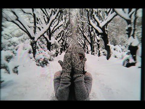 Crazy Snow in Bucharest