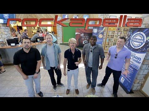Rockapella   Branson Missouri   LIVE Webcam Show