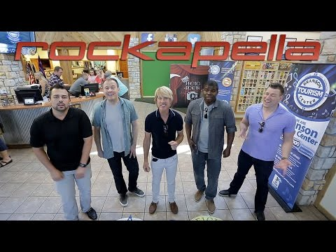 Rockapella  Branson Missouri   Webcam Show