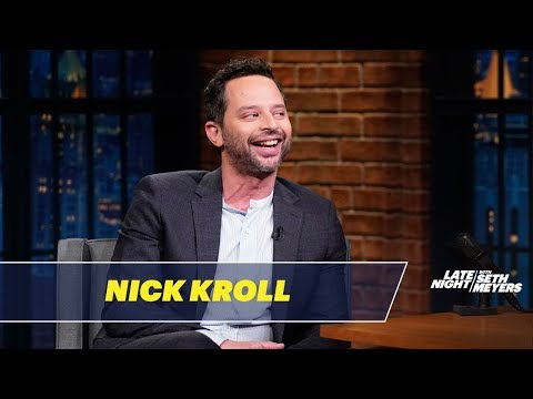 Nick Kroll Reminisces About the Obama Years