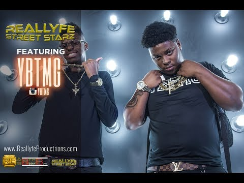 #ReallyfeStreetStarz - YBTMG on making positive music, single