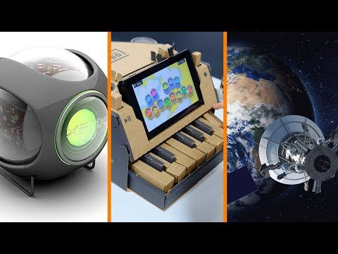 Next Xbox in Development? + Is Nintendo Labo Good? + The Planet Hunting Satellite!