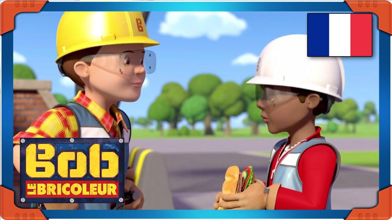 Bob le bricoleur apprends avec l o manier une scie - Paroles bob le bricoleur ...