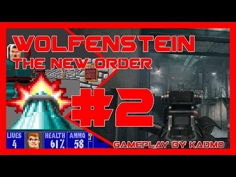 Wolfenstein The New Order | Gameplay | Español | #2