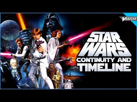 Star Wars Continuity & Timeline Explained!