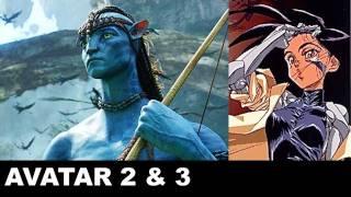 Avatar 2, Avatar 3, Battle Angel Alita - James Cameron: Beyond The Trailer