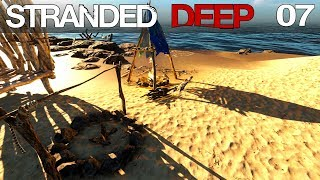 🌴 Stranded Deep #007 | Der Kampf ums Überleben | Gameplay German Deutsch thumbnail